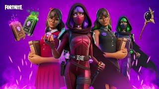 New SCHOOL WITCH Skin in Fortnite! (Season 6)