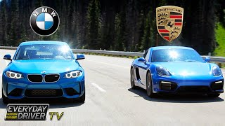 BMW M2 vs Cayman GTS | Dream Dilemma - Everyday Driver