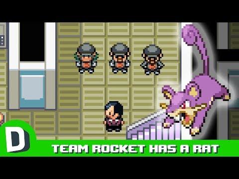 Team Rocket Has a Rat!