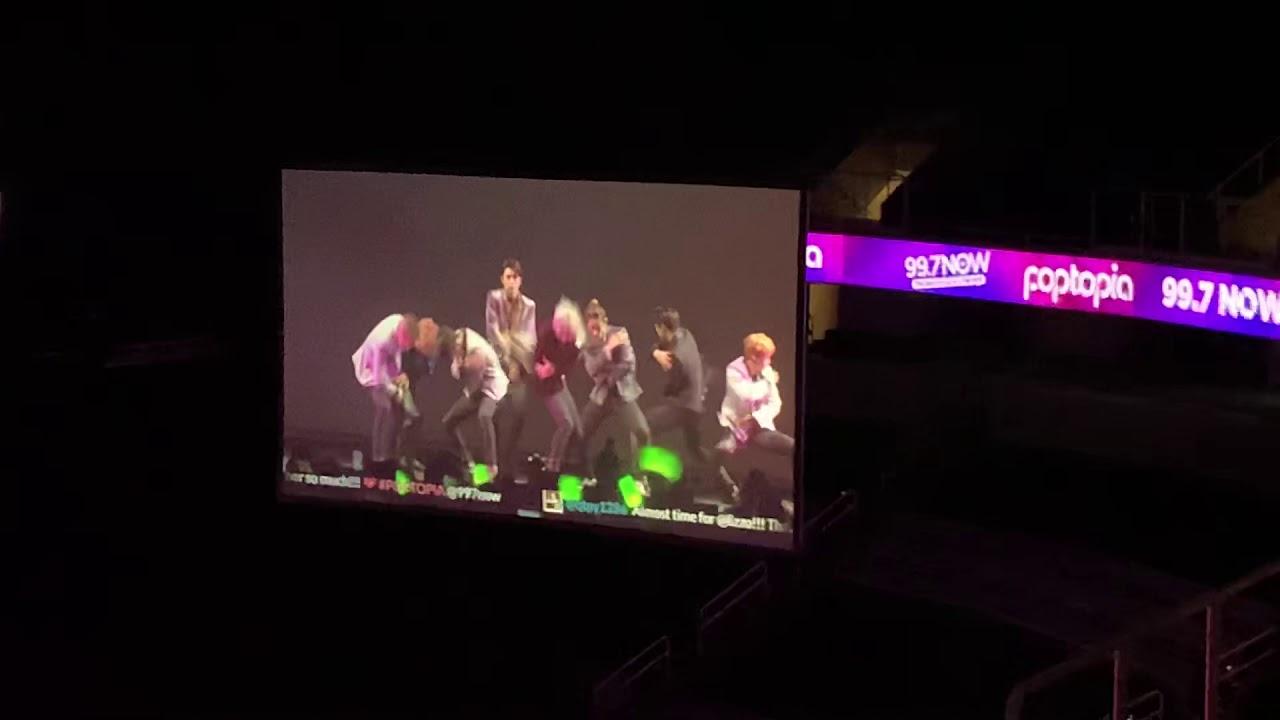 NCT 127- Cherry Bomb @ Poptopia San Jose