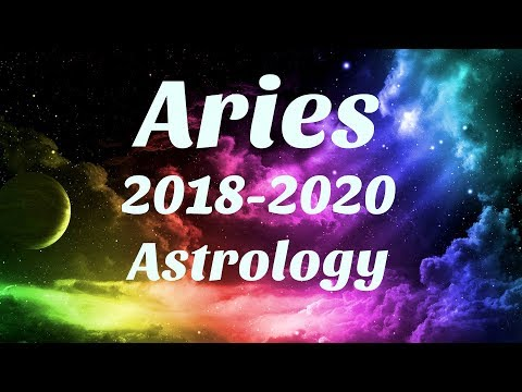 Aries 2018-2020 Astrology SOMETHING AMAZING Happens For You, SERIOUS MANIFESTING