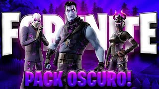 🔴 THE *NEW* DARK PACK TO FORTNITE IS HERE! 😱