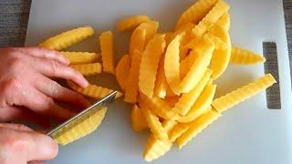 Супер идея из цветной капусты на обед или на ужин Coliflor and potatoes recipe