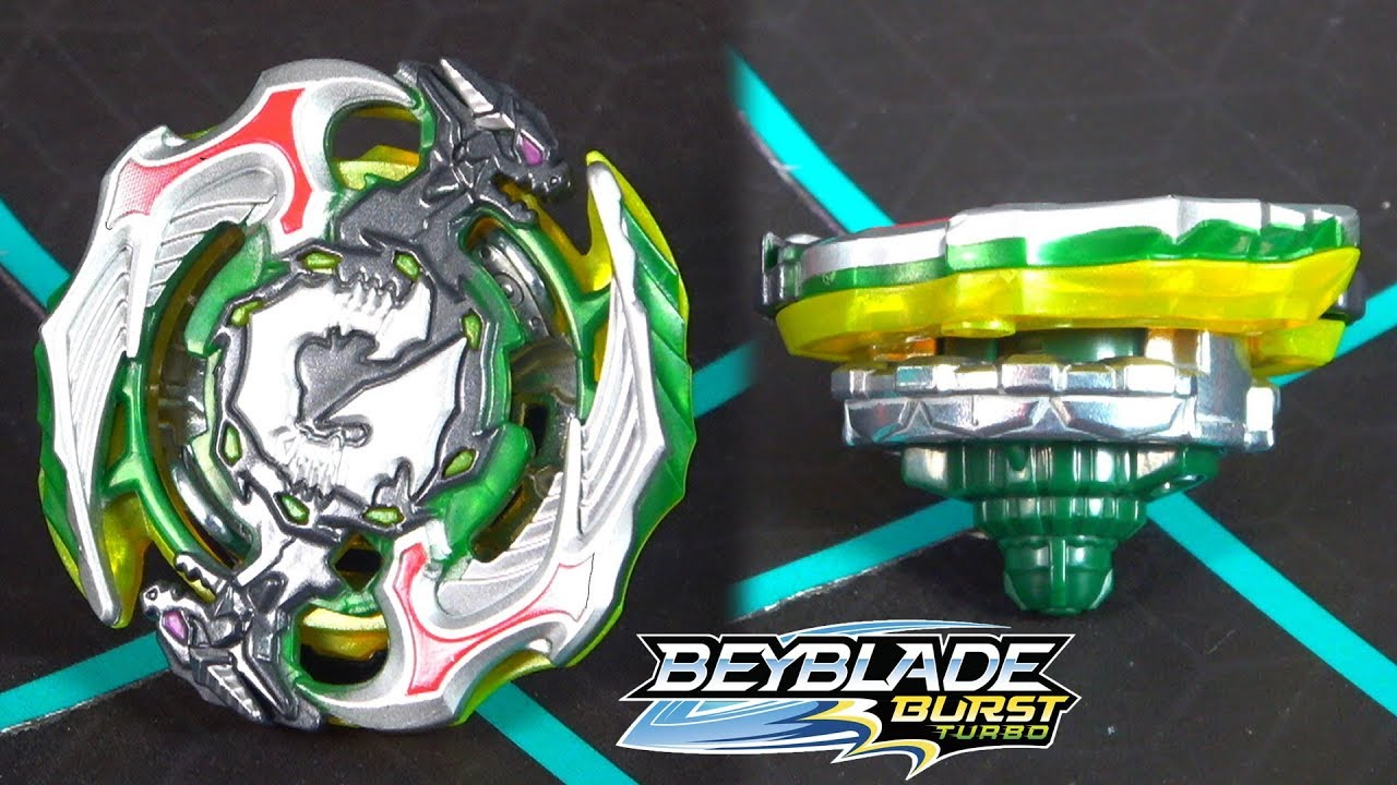 Gargoyle G4 Beyblade Burst Turbo Slingshock Single Top