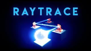 Raytrace - Затягивающая игрушка на Android