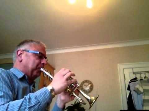 Prelude to Te Deum by Charpentier, piccolo trumpet