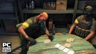 Far Cry 3 Poker Gameplay (PC HD)