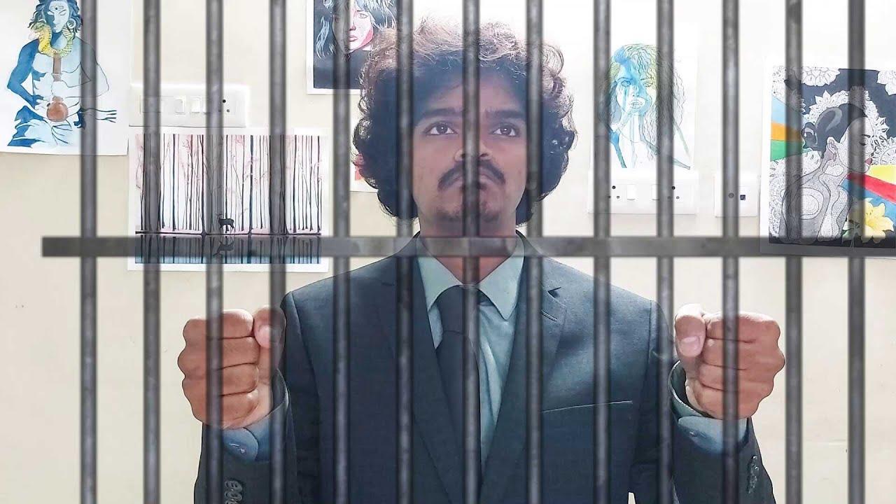 Download Make a Tik-tok and go to jail! Really? Funny News   Telugu   English Subtitles  HRDR Talks