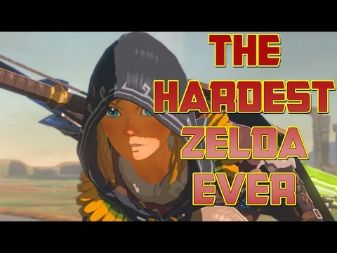 Breath of the Wild- Difficult is GOOD