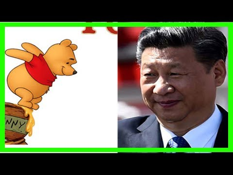 China bans winnie the pooh over 'resemblance to xi jinping'