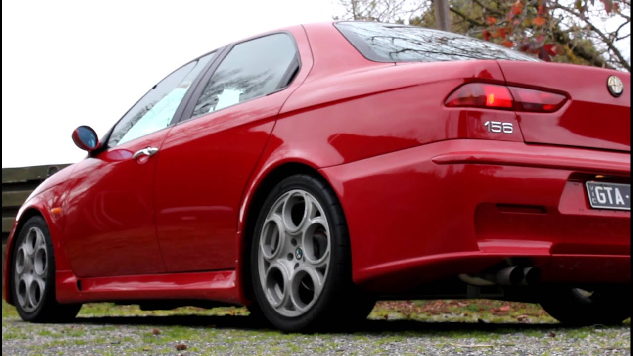 alfa romeo 156 gta with wizard unicorse replica youtube. Black Bedroom Furniture Sets. Home Design Ideas
