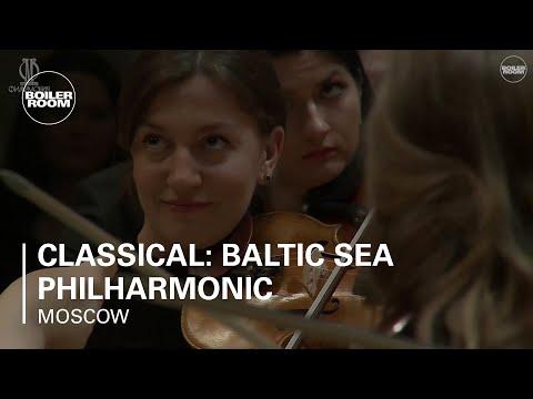 Classical: Baltic Sea Philharmonic Boiler Room Moscow x Prokofiev's 125th Annniversary