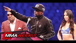 Floyd Mayweather on Hood Rich and Father Being in Prison