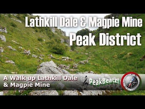 Peak District - Lathkill Dale & Magpie Mine Via Monyash