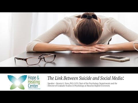 HHC-The Link Between Suicide and Social Media