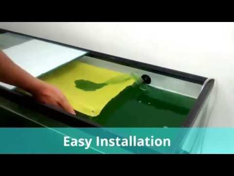 Spirulina Systems | X Harvesting System