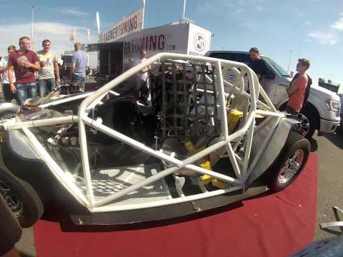 Enzmann Motorsport Dragster @Sport1 Trackday 2k13