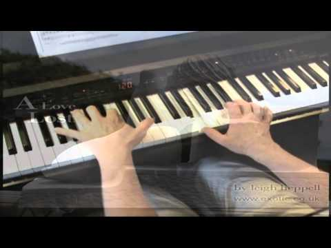 Drowning - Backstreet Boys - Piano