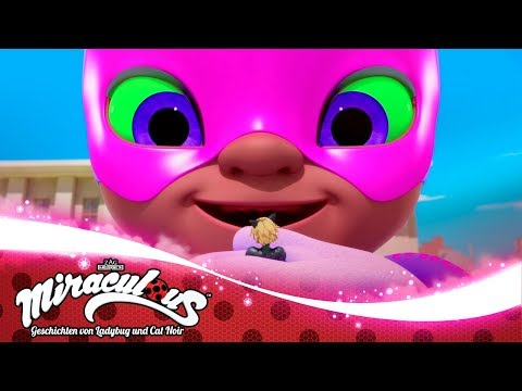 MIRACULOUS 🐞 Das Riesenbaby - Super-Bösewichte 🐞 | STAFFEL 2 | Geschichten von Ladybug und Cat Noir