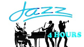 Jazz Instrumental: 4 HOURS of Smooth Elevator Music Video Playlist for Happy Summer Chill Out