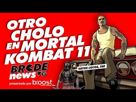 Otro CHOLO en MORTAL KOMBAT 11 thumbnail