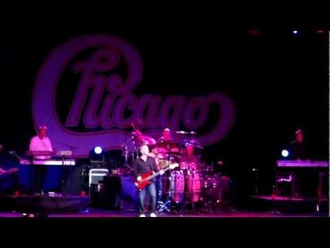 Chicago The Band - Happy Man feat. Laudir de Oliveira - Live in Rio - 2010