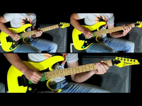 OVERTAKEN - One Piece OST guitar cover