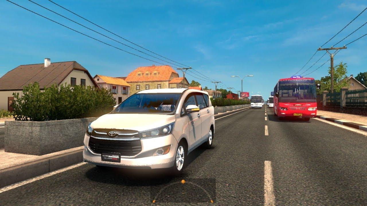 ETS2: Toyota Innova + Link #1
