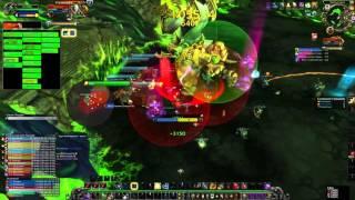 Black Iris vs Archimonde mythic - Черный Ирис против Архимонда эпохального