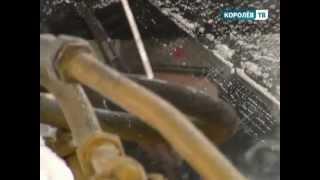 Там протекло, тут сломалось(Две аварии в разных частях города сегодня устраняли сотрудники «Водоканала». Это протечка на улице Горьког..., 2013-01-16T16:23:41.000Z)