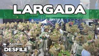 Império Serrano 2017 - Largada - Desfile