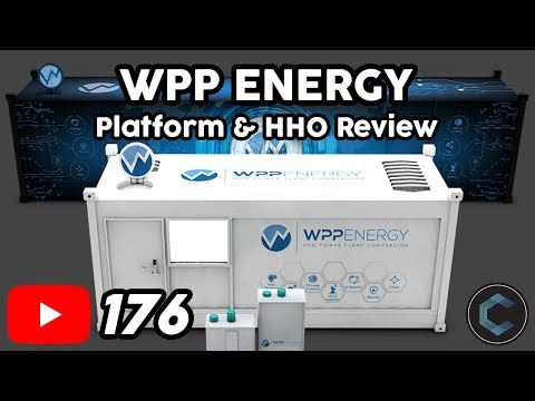 WPP Energy Token Review World Power Production Cryptocurrency | Mobile Power Station Off Grid Setup
