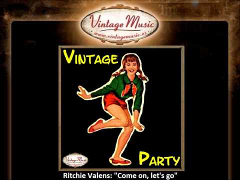 Ritchie Valens - Come on, let's go (VintageMusic)