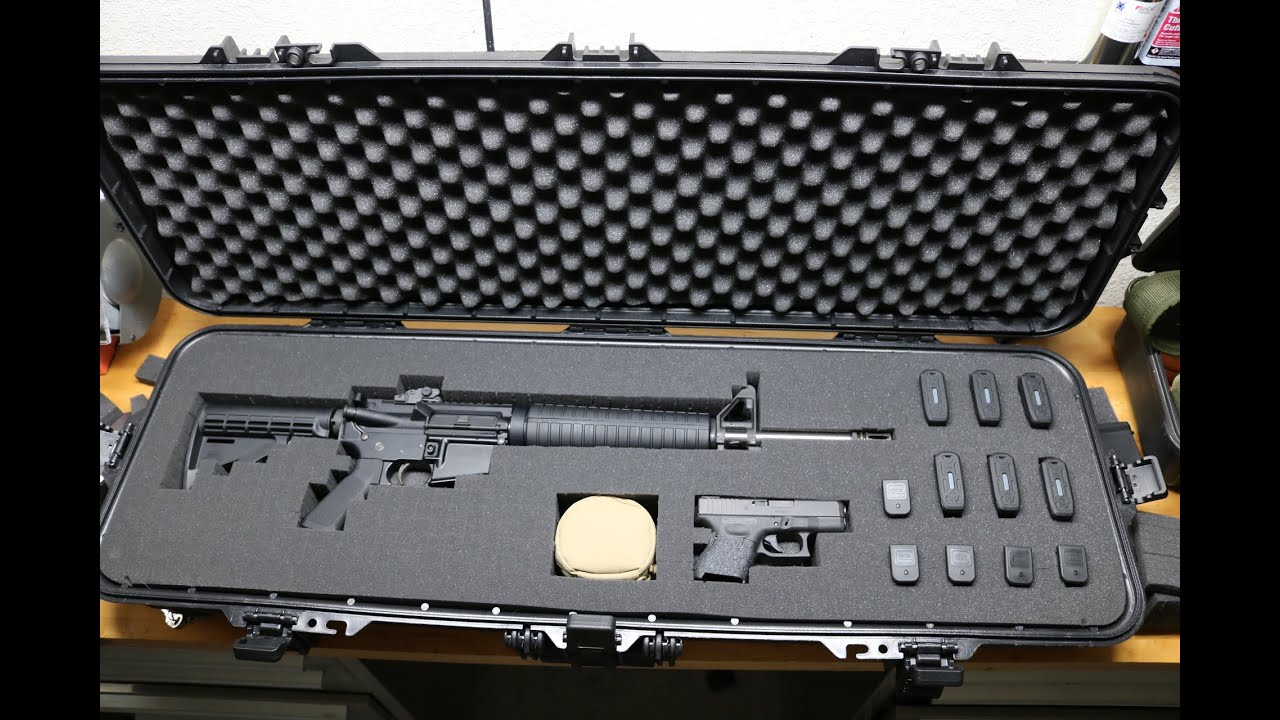 Plano Gun Guard 42 Quot All Weather Tactical Setup And Review