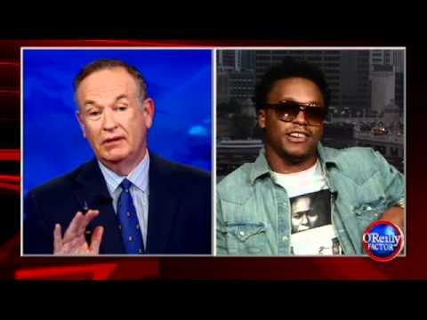 Bill O'Reilly Goes Head-to-Head With Rapper Who Called Obama a Terrorist