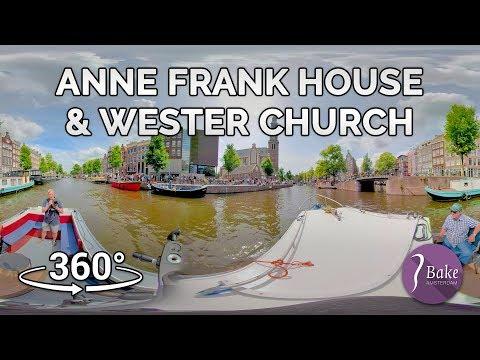 Amsterdam 360 - Anne Frank House & Wester Church - John Bake Post Productions