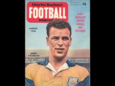 Leeds United Legend John Charles