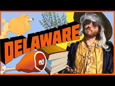 delaWHO? delaWHAT? delaWHY? delaWHERE! (YR 1776.5) | Bratayley Makes History (Delaware)