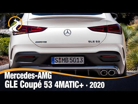 Mercedes-AMG GLE Coupé 53 4MATIC+ 2020 | Información Prueba Review | MÁXIMO PODER Y CONTROL...
