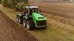 HIGHTECH-GIGANTEN – Landwirtschaft jetzt und in der Zukunft | HD-DOKU Teil 1