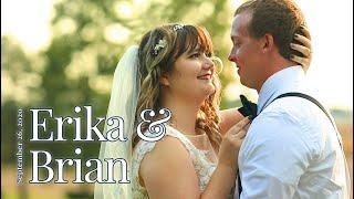 """You Are My Twin Flame"" Erika & Brian Wedding"