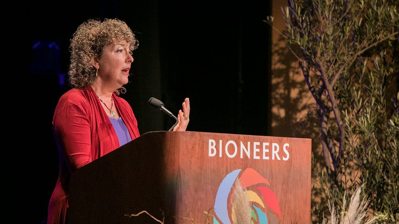Nina Simons: Cultivating Diversity, Intuition and Attention for Resilience | Bioneers 2017