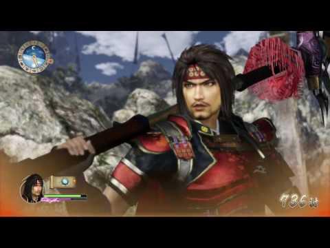 Samurai Warriors Spirit of Sanada (Sengoku Musou Sanada Maru) NEW Characters + Yukimura Movesets