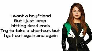 Selena Gomez   Boyfriend (lyrics World)
