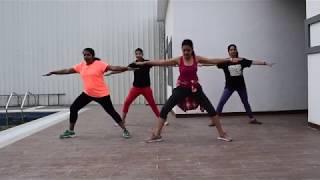 Zumba Dreamers - Vol II; Choreographed by Neha.