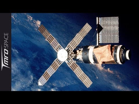 Searching for Skylab - Orbit 10.30