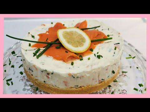 ***-cheesecake-au-saumon-fumé-***-recette-facile-et-rapide