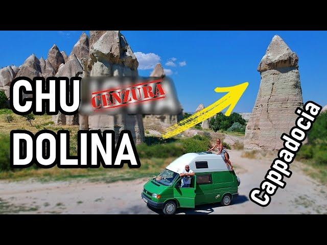 Jak wygląda najpopularniejsze miejsce w Turcji ? Turyści nadali nową nazwę ! Kapadocja (vlog 107)