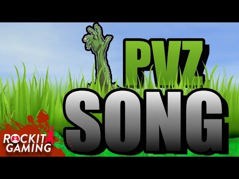 🔴  Plants Vs. Zombies Garden Warfare 2 Rap Song | Garden Warfare | Rockit Gaming