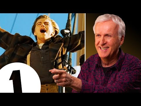 """I'm the King of the World!"" Titanic's James Cameron on creating Leonardo DiCaprio's iconic moment."